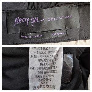 Nasty Gal Tops - Nasty Gal Collection Flashback Sequin Crop Top